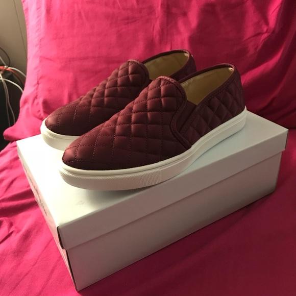 d468e208f675 Steve Madden Ecentrcq Slip On Sneakers. M 5b07614aa44dbee6dc7ec4ba